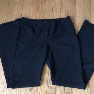 Black dress pants size small